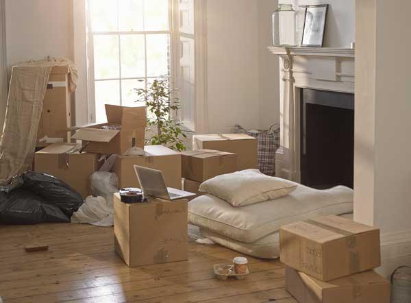 limpieza para mudarse de piso