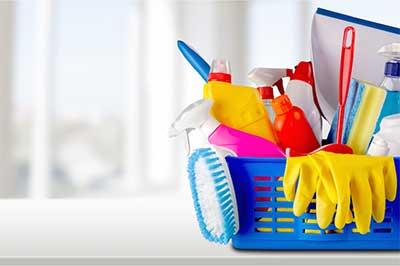 Productos de limpieza doméstica