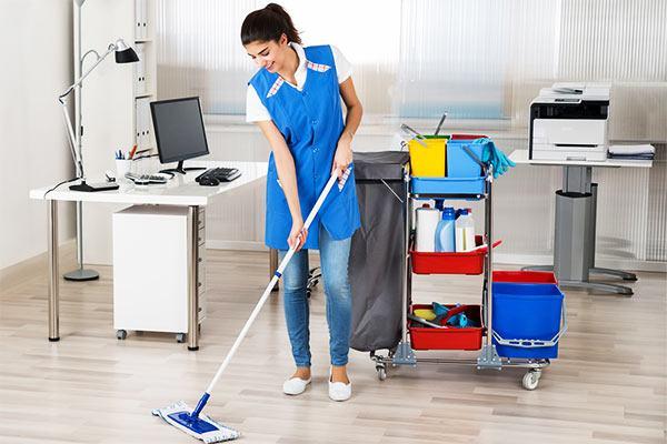 limpieza de oficinas en zona