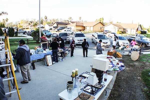 venta y donación de objetos familiares