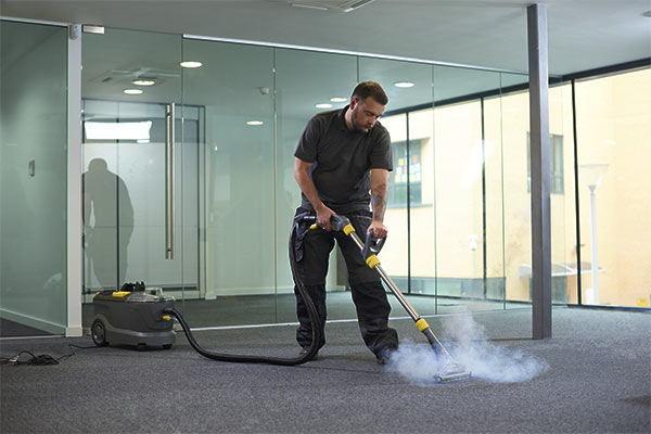 vaciado y limpieza de oficinas