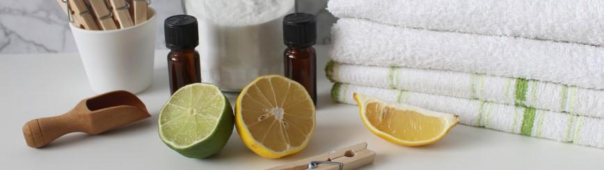 Cómo Hacer Productos De Limpieza Naturales