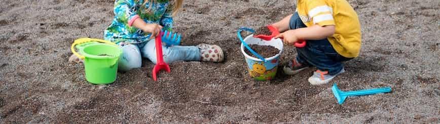 Cómo Limpiar Correctamente Un Arenero De Niños