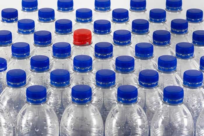 Reciclar los envases de plástico