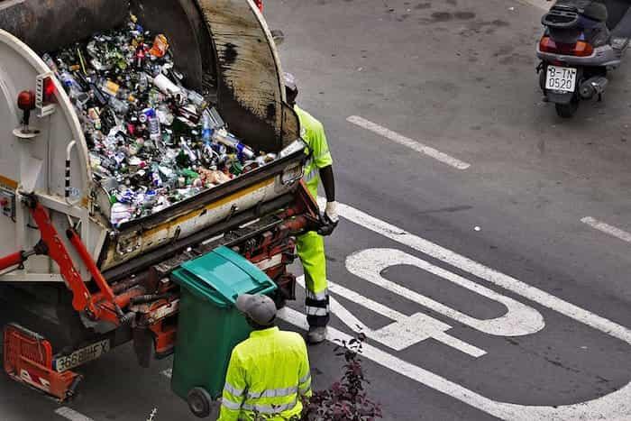 Reciclar la basura como medida preventiva
