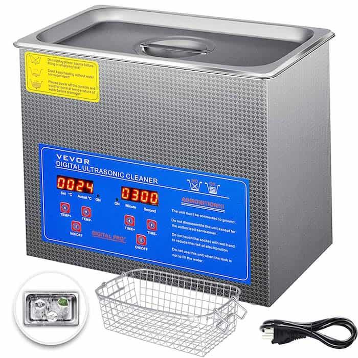 Máquina específica de limpieza con ultrasonidos
