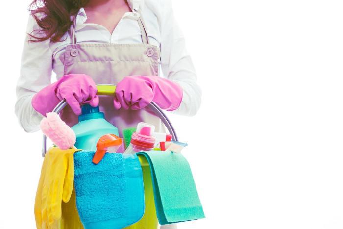 Utensilios imprescindibles para limpiar una casa