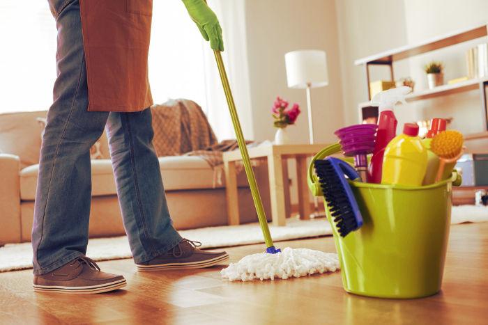 Cosas necesarias para la limpieza del hogar