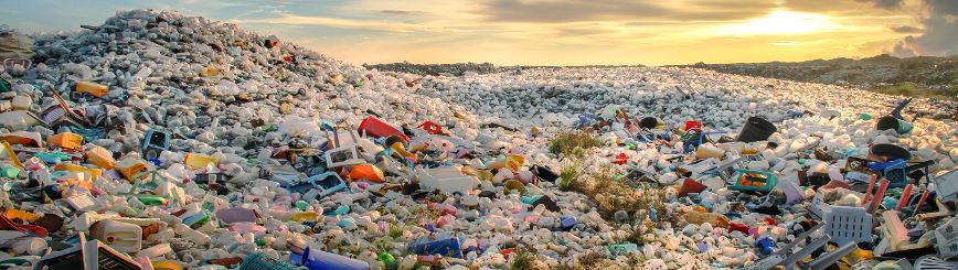 Muchos Tipos De Residuos