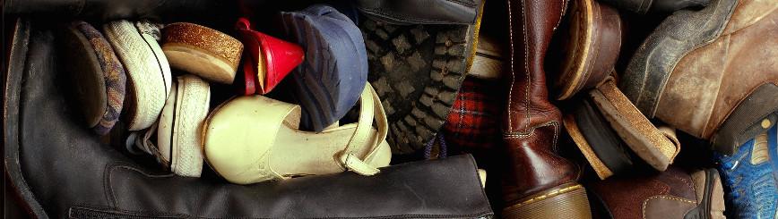 Cómo Reciclar Los Zapatos Viejos Que Ya No Utilizas
