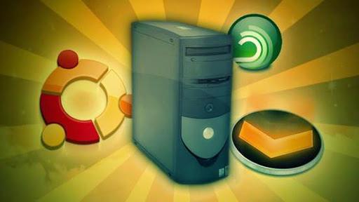 Usar viejos ordenadores para backups y media center