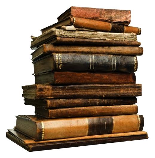 Deshacerse de libros viejos