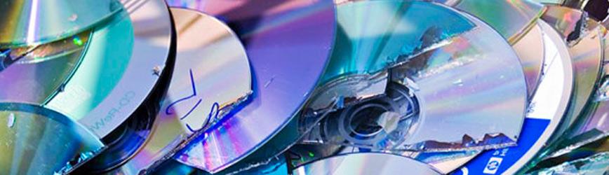 ¿A Dónde Tenemos Que Tirar Los CDs?