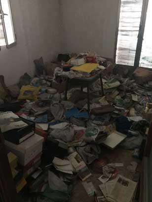 empresas de vaciado de casas en Alcalá de Henares