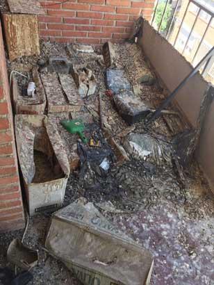 Vaciado de pisos en villanueva de la ca ada vaciados y for Vaciado de pisos gratis madrid