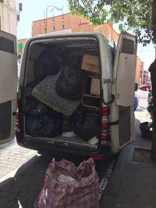 Vaciado de pisos en m stoles vaciados y limpiezas for Vaciado de pisos gratis madrid
