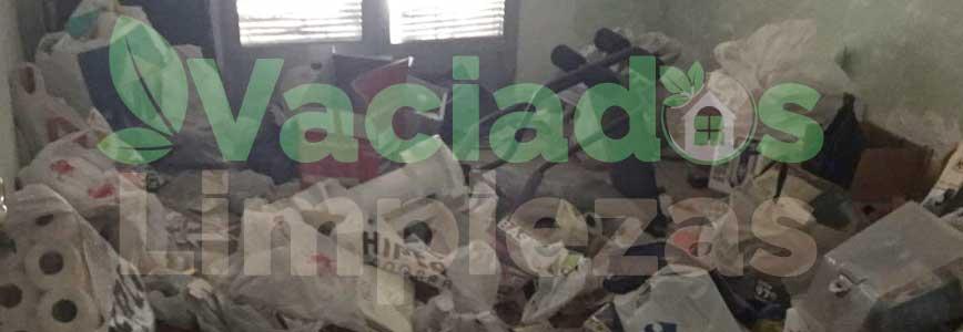 vaciado de pisos en Humanes de Madrid