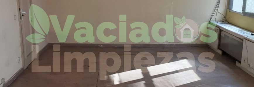 Vaciado de pisos en legan s vaciados y limpiezas for Vaciado de pisos gratis madrid