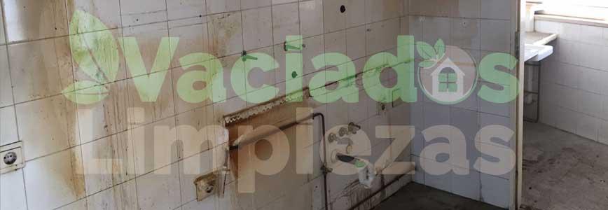 vaciado de pisos en Majadahonda